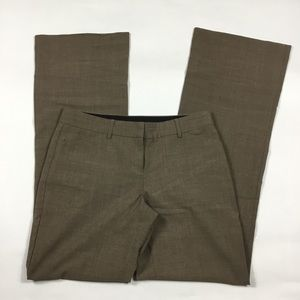 Express Editor Brown Pants Womens Size 2